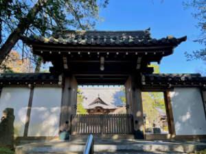 光明寺 山門