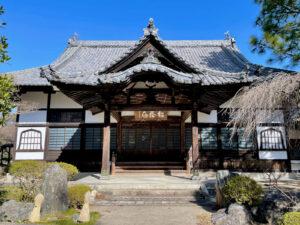 光明寺 本堂