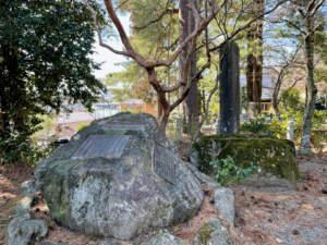 千葉卓三郎記念碑