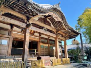 資福寺 本堂