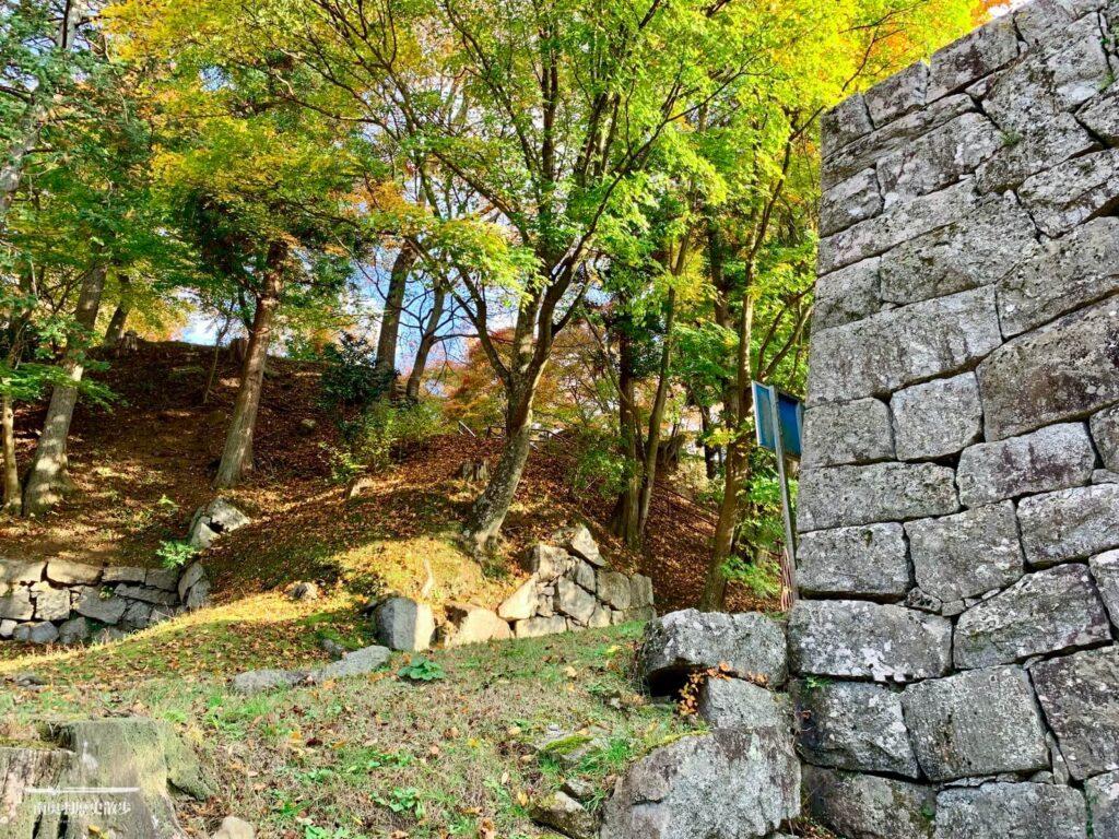 国指定史跡 二本松城跡