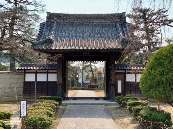 萬年山 長楽寺