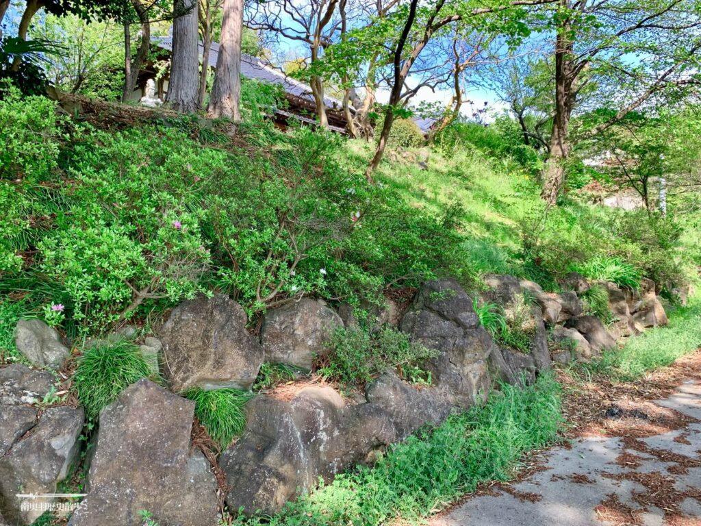 海量山 福聚寺