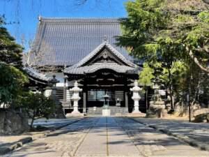 輪王寺 本堂