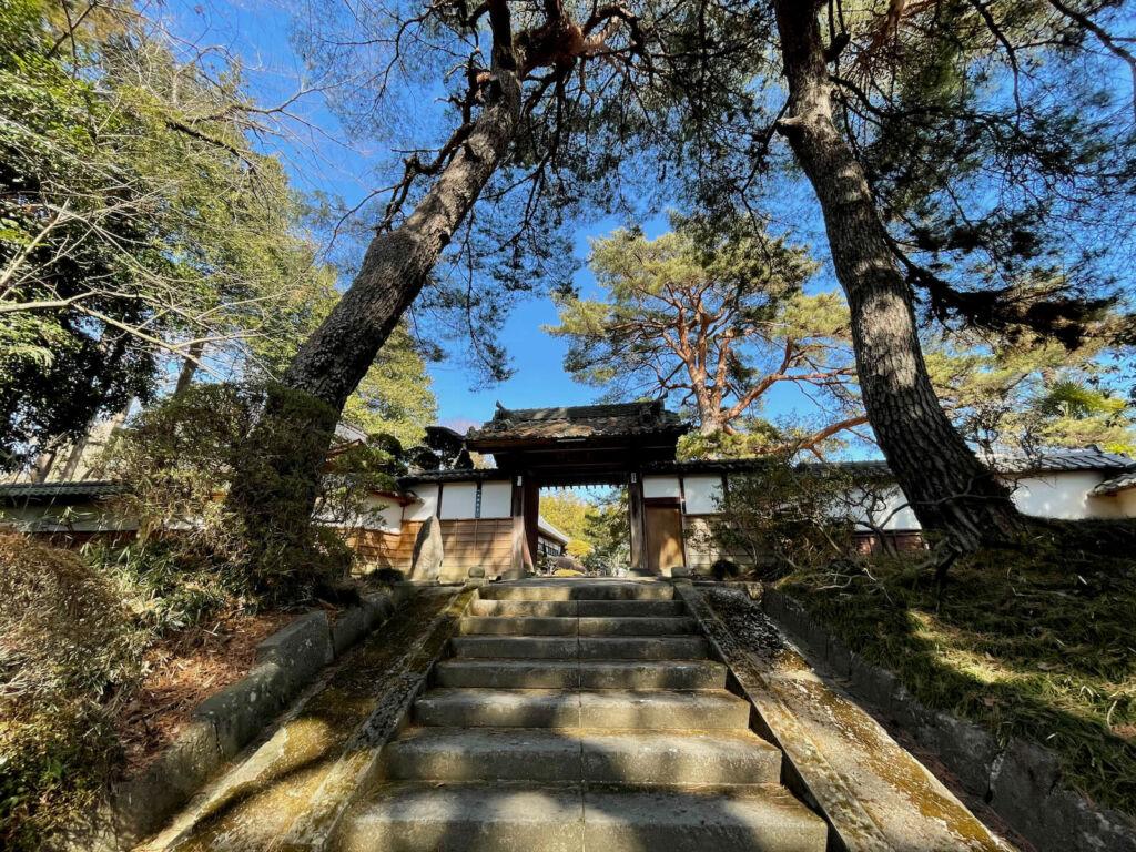 赤松と山門
