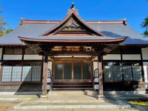 東昌寺 本堂