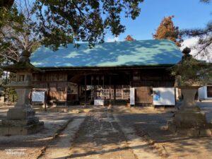 梁川八幡神社