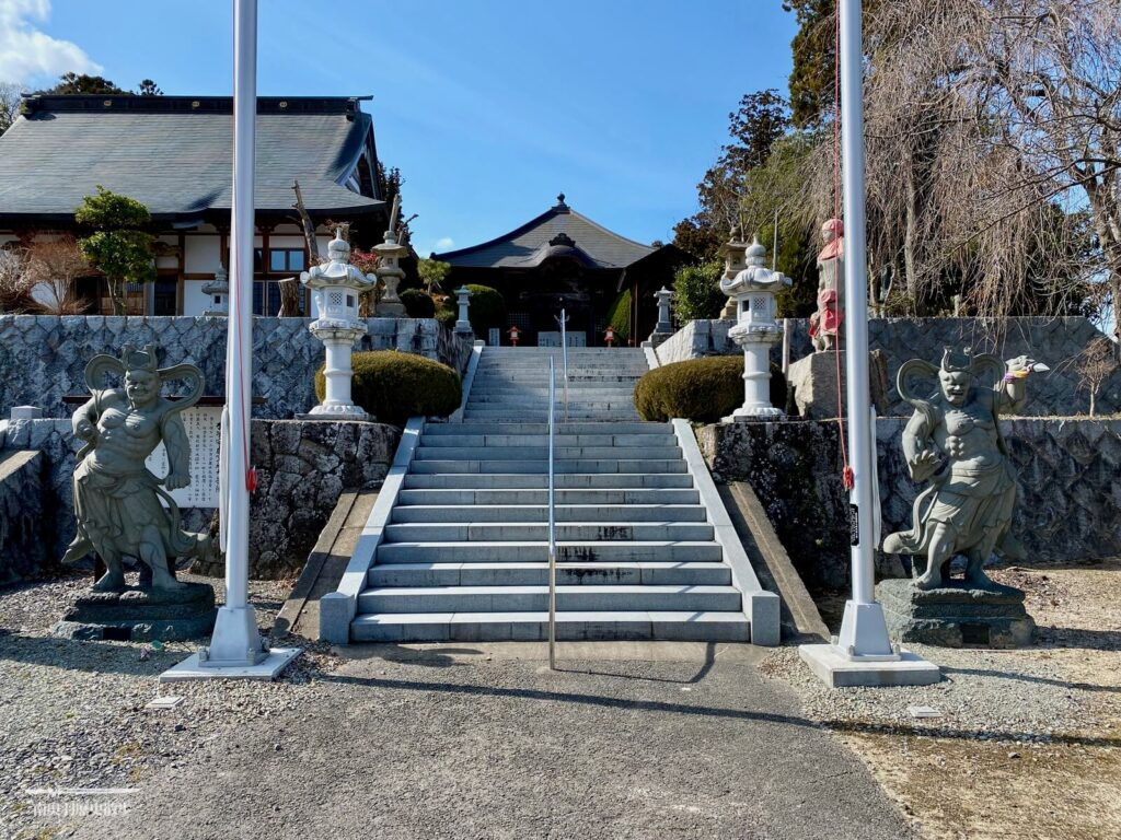 前田沢城跡