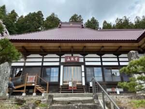 慈徳寺 本堂