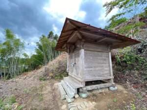 愛宕山と愛宕神社
