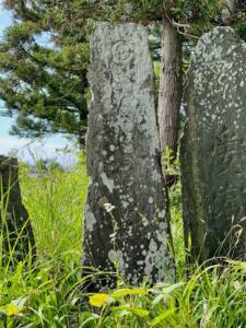 大崎義隆の墓