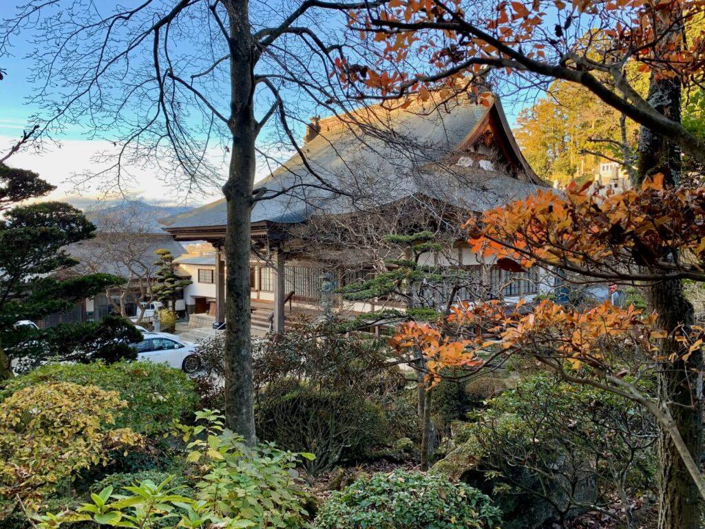 山清寺 本堂
