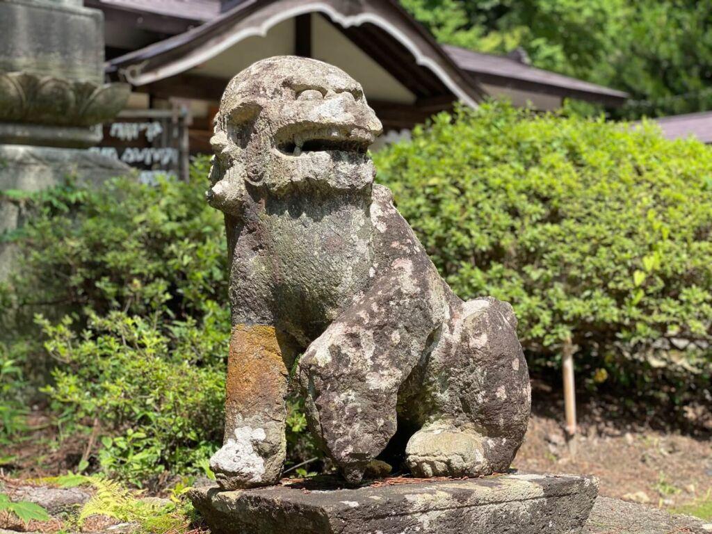 獅子(阿形)