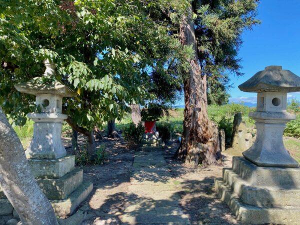 資福寺 本堂跡