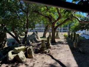 鎌倉期板碑群