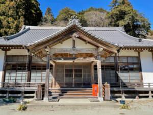 高蔵寺 本堂